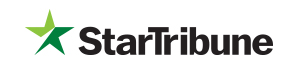 Star Tribune Branding